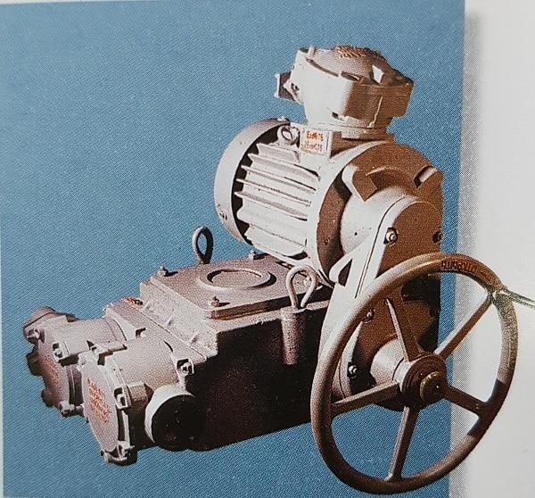 Электроприводы НВ-01 - НВ-25 Image