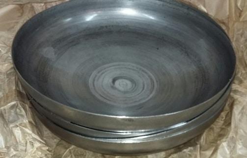 Днища торосферические ф159-1200 мм ст.3, 304 Image