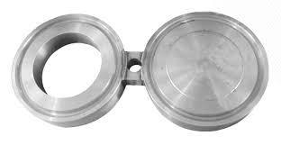 Заглушки поворотные Ду25 - Ду700 мм Ру16 - 160 атм ст.3, 09г2с, 08х18н10т Image