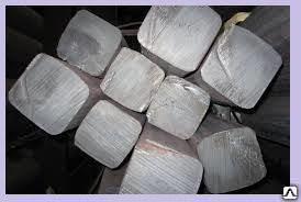 Квадрат 4х4 - 100х100 сталь 3, 20,35,45,40х, 65г,60с2а Image