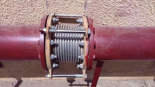 Компенсаторы сильфонные Ду15 - Ду1200 Ру10 - Ру25 атм (30 мм) Image