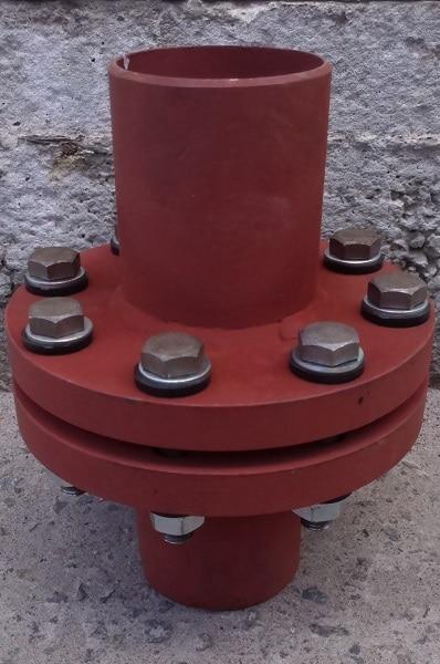 Фланцы изолирующие (ИФС) Ду15 - Ду600 мм Ру1 - Ру63 атм для газопроводов Image