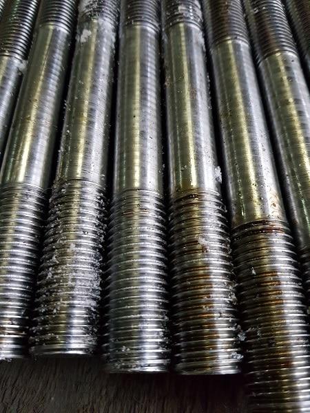 Шпильки для фланцев М10х40 - М48х600 Image