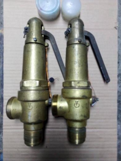 Клапаны предохранительные Image