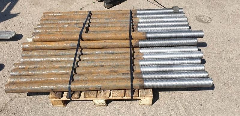 болты фундаментные М12х20 — М140х3000 Image