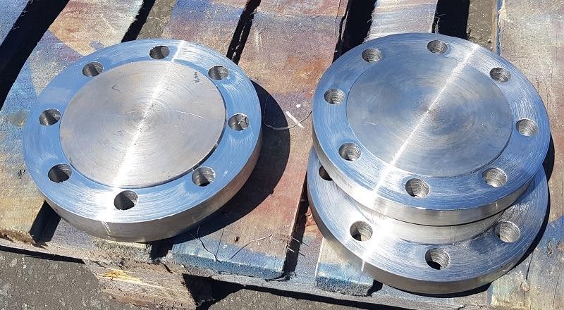 Заглушки фланцевые (фланцы глухие) Ду10 - Ду1200 мм Ру1 - 160 атм ст.3,20,09г2с,08х18н10т Image