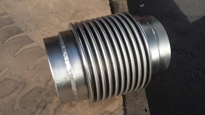 Компенсаторы сильфонные Ду15 - Ду1200 Ру16 - Ру25 (60 мм) Image